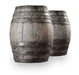 Two Barrels from Crete Winery Gavalas